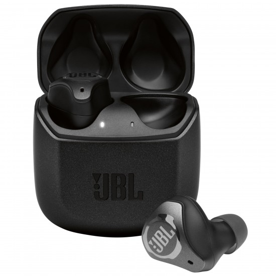 JBL Club Pro + True Wireless Earphones Black