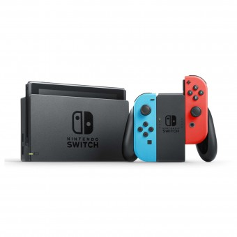 Nintendo Switch Red and Blue Version 2