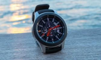 Galaxy Watch 2 Titanium case rumor